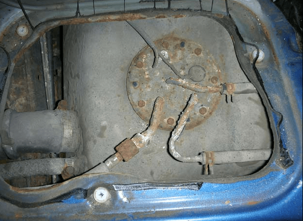 Runner Wiring Diagram Toyota 4runner 1984 1995 How To Replace Fuel Pump Yotatech
