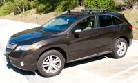 Thule roof rack - AcuraZine - Acura Enthusiast Community