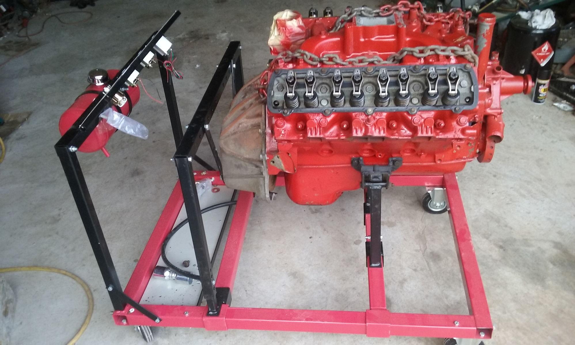 Engine Test Stand Wiring