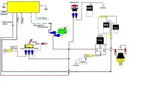 Nitrous Wiring Diagram  Wiring Diagram And Schematics