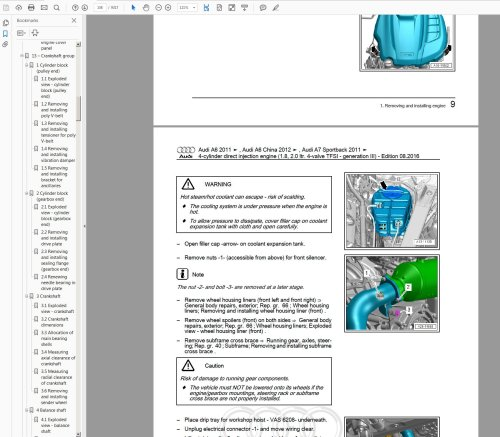 small resolution of factory service manual audiworld forumsit is custom formatted for your specific vehicle and vin number