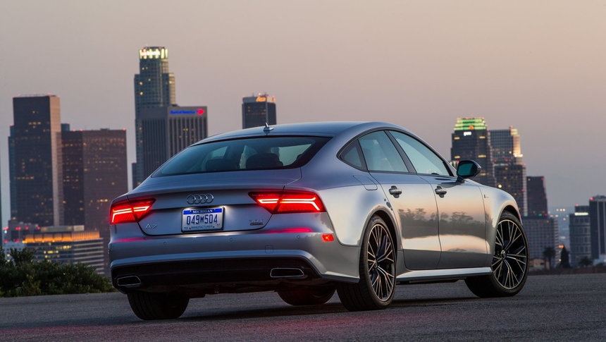 2016 Audi A7 Review - CarsDirect