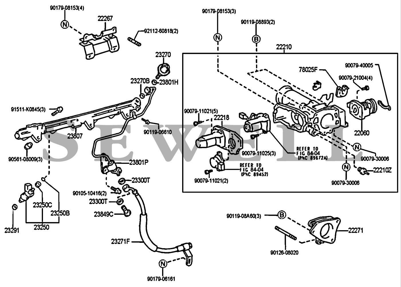 Lexus Gs300 Throttle Body | Wiring Diagram Database