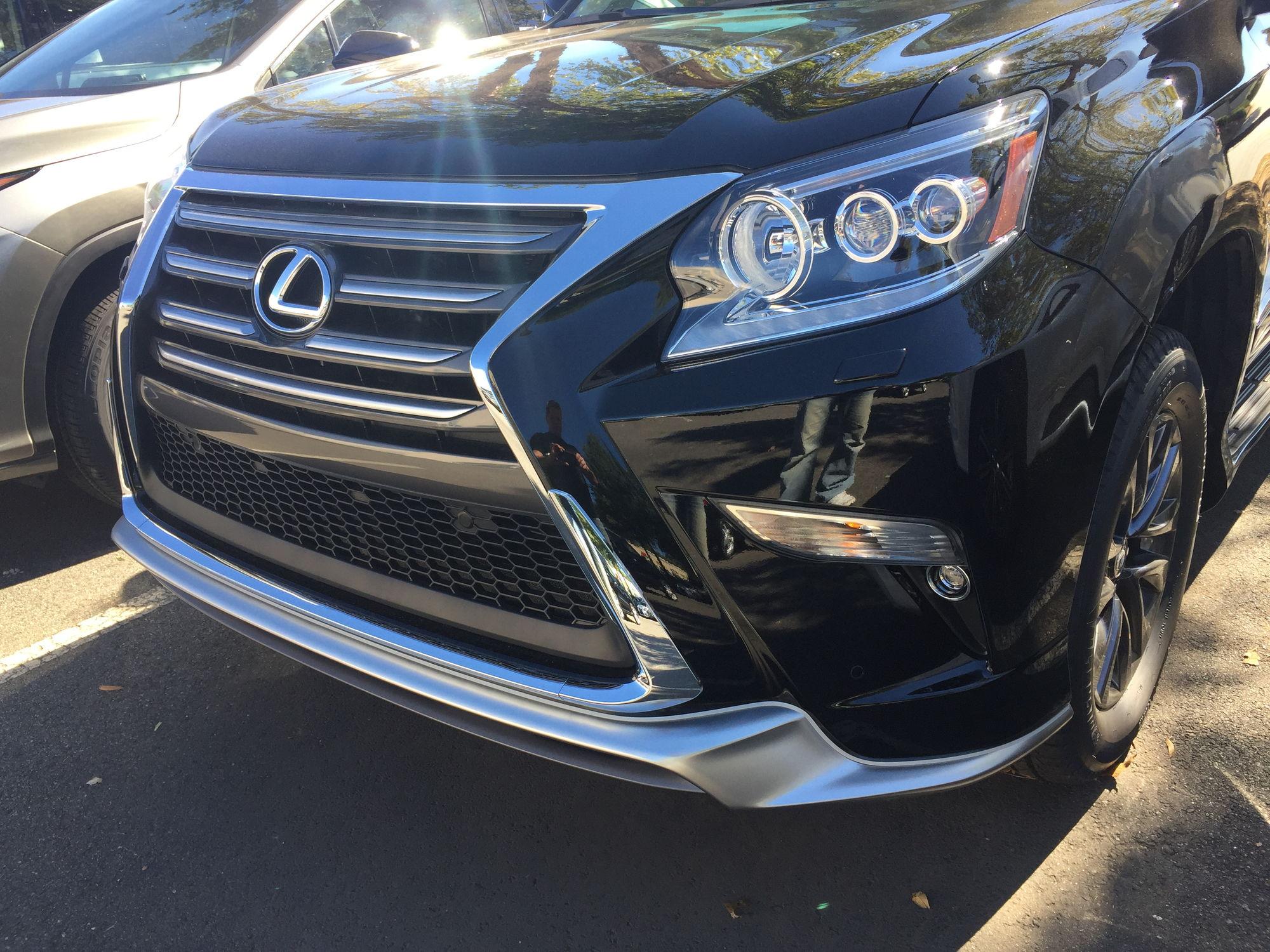 2017 GX Changes now Available  Page 3  ClubLexus  Lexus Forum Discussion