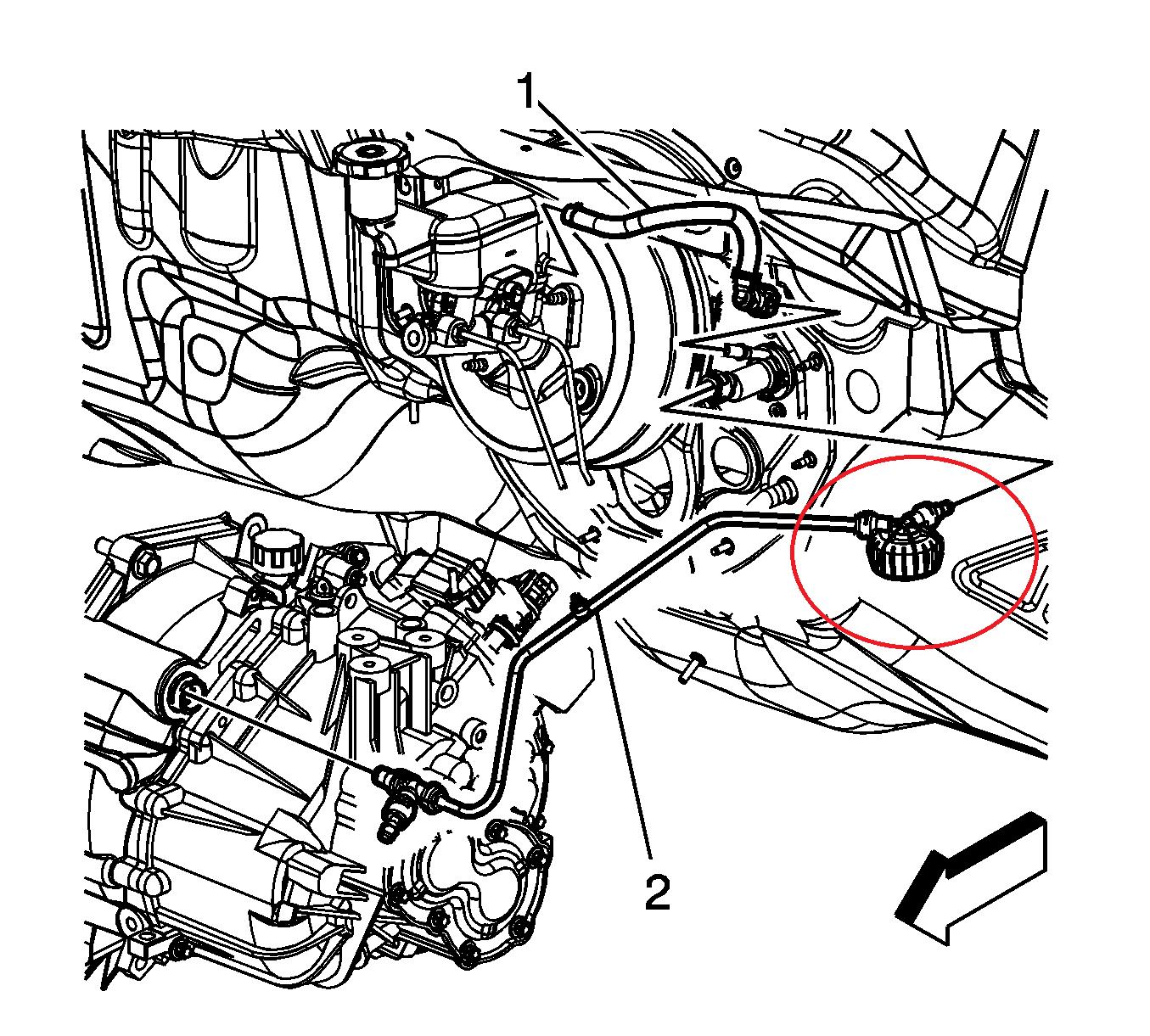 High Pressure In Clutch Pedal During 3 4 Shift