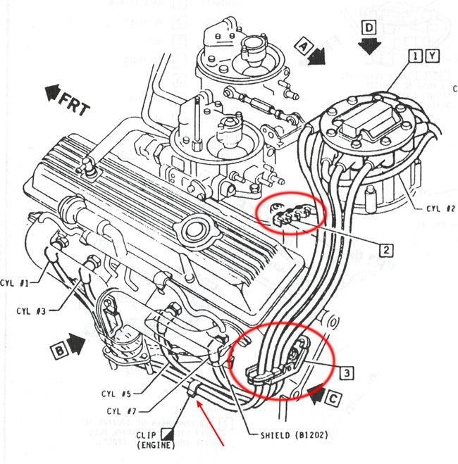 c3 corvette tech wiring diagram