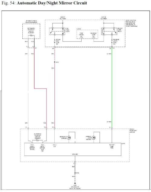 small resolution of c7 corvette rear view mirror wiring diagram gm mirror 1972 corvette wiring diagram 76 corvette wiring diagram
