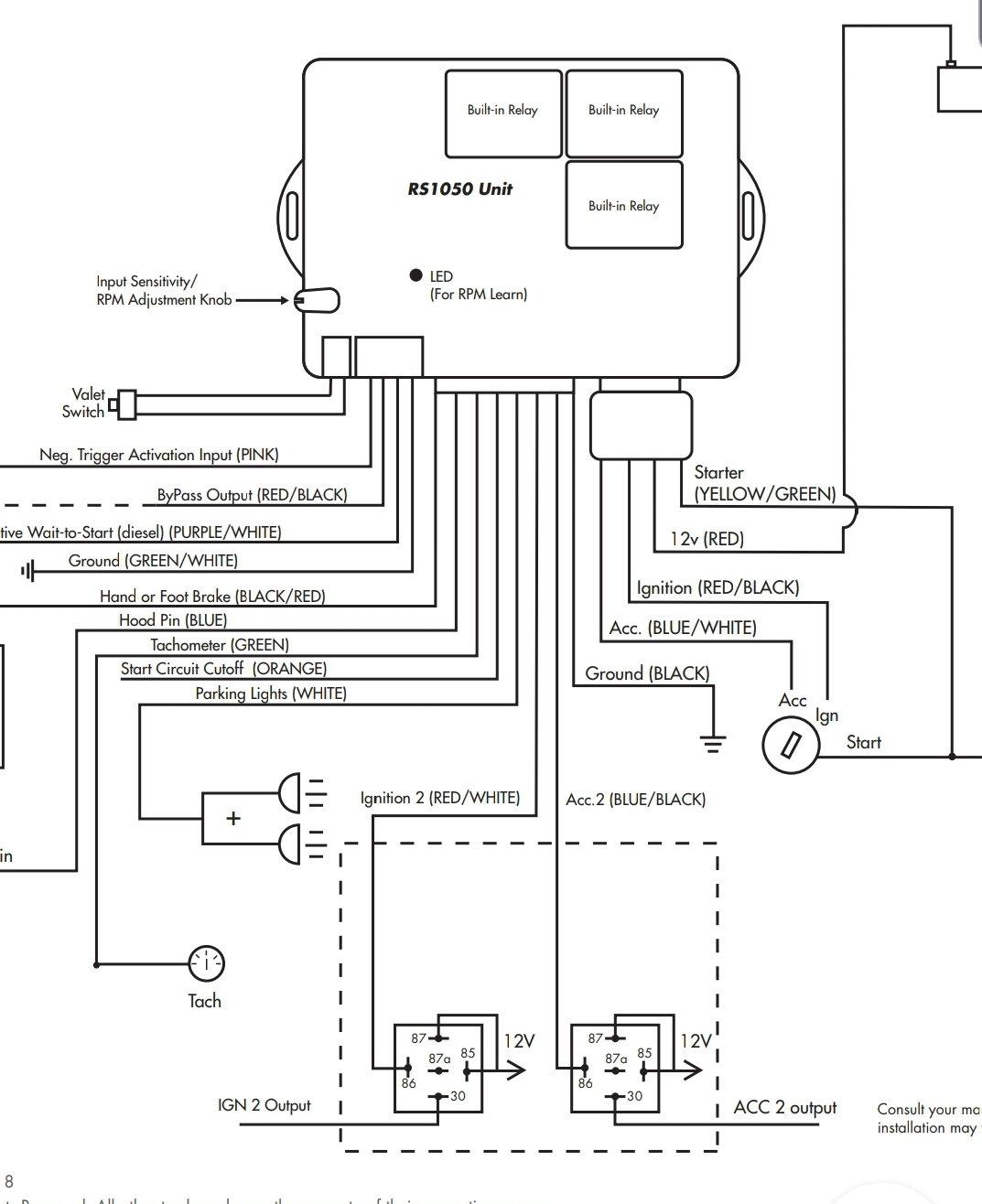 Ford Starter Relay Wiring Diagram : starter, relay, wiring, diagram, Start, Relay, Forum, Community, Truck