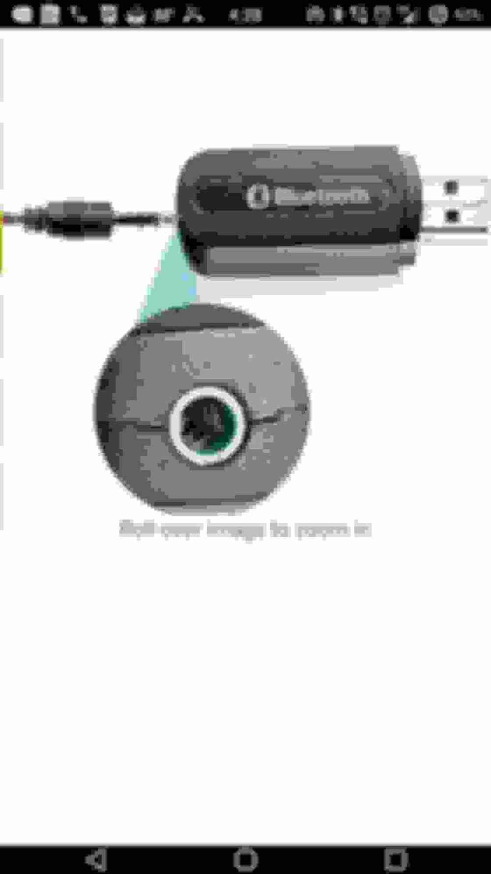 medium resolution of plugs into usb