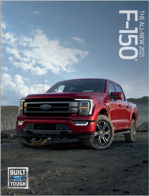 2015 F150 Brochure : brochure, Download, Brochure, Forum, Community, Truck
