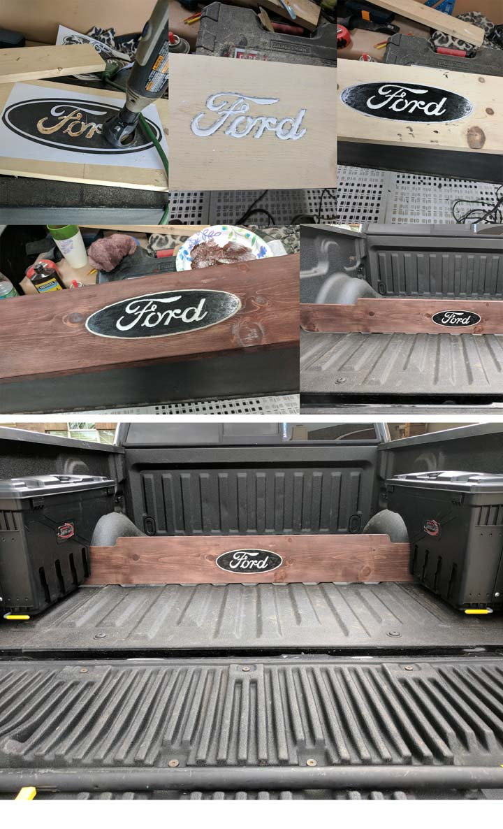 Ford Truck Bed Divider : truck, divider, Modifications, Under, Forum, Community, Truck