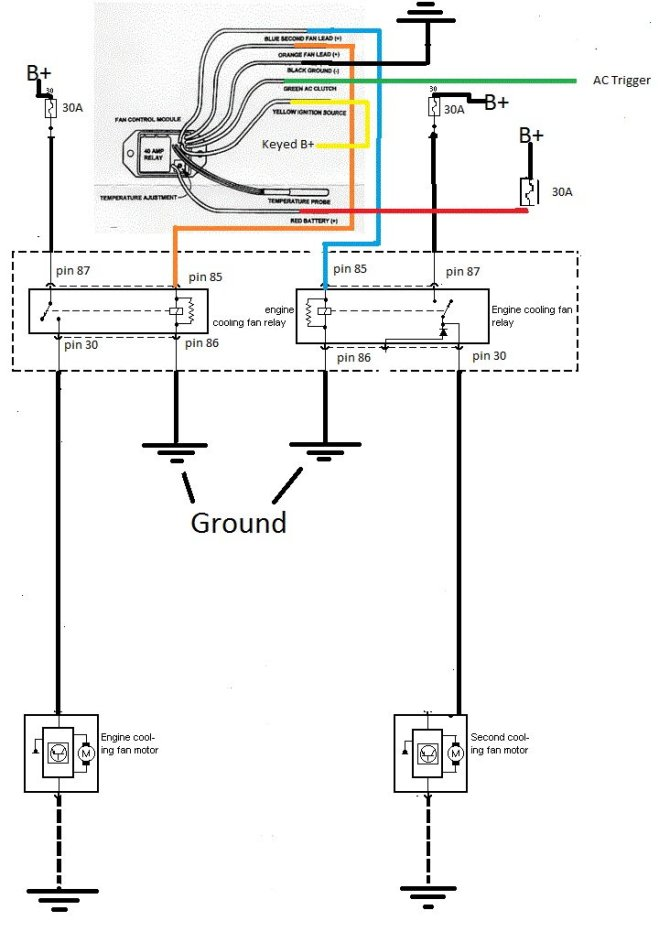 download spal fan controller wiring diagram full quality