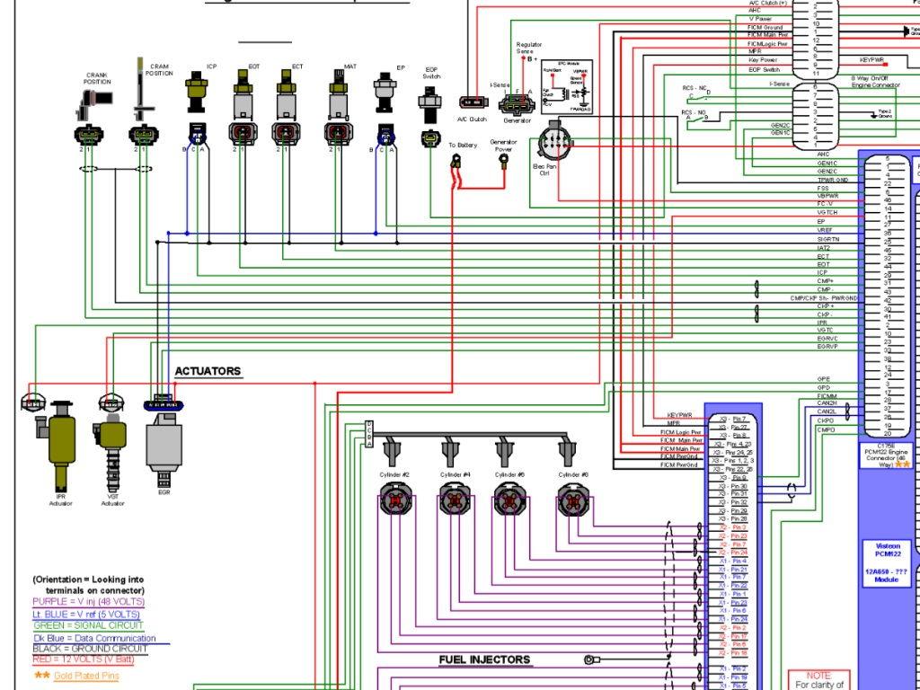 2006 ford f350 wiring diagram tractor trailer similiar mercial keywords fuel pump f450