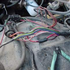 1983 Ford F150 Alternator Wiring Diagram Pioneer Avic N2 2 Anyone Know Where I Can Find The Factory Tach Wire