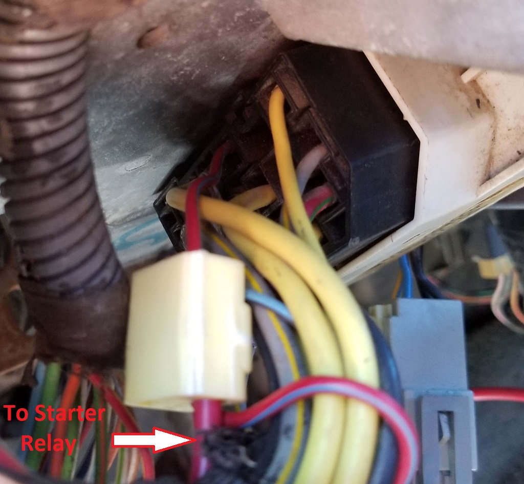 Neutral Safety Switch Wiring Harness Disconnected Appearance May