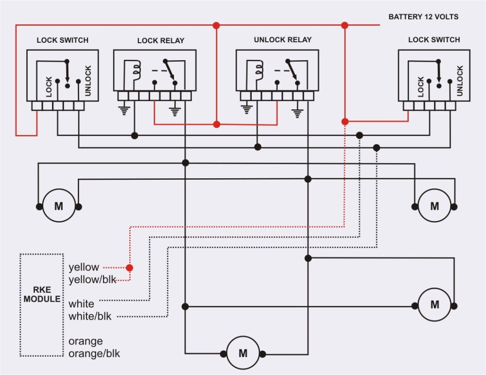 medium resolution of ba falcon central locking wiring diagram wiring diagrams datakeyless entry on 1992 e350 ford truck enthusiasts