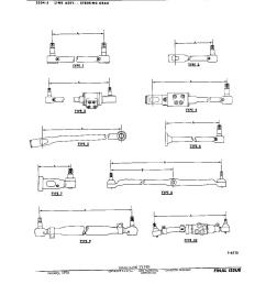 applications 1961 66 f250 4wd with 3 500 capacity front axle 1961 66 f350 with 3 800 lbs capacity front axle  [ 1275 x 1650 Pixel ]