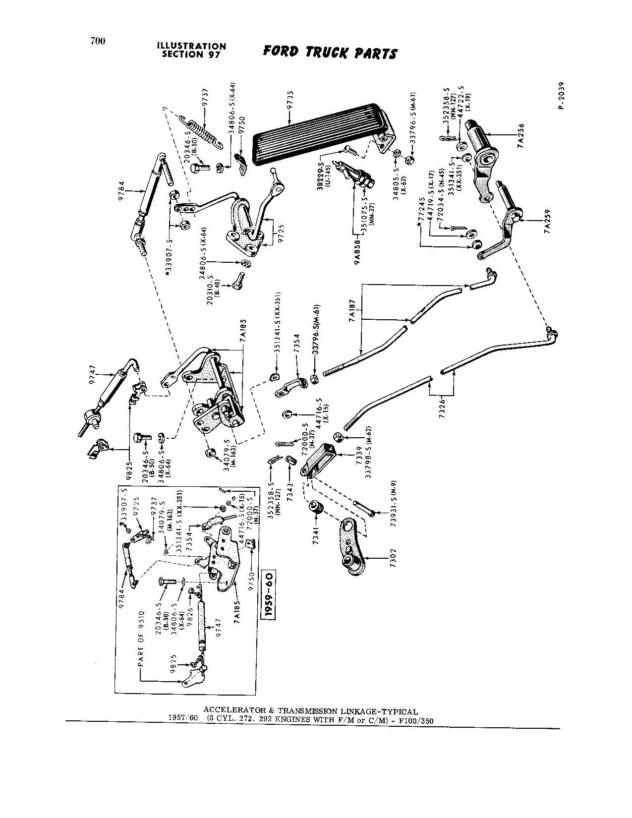 272 Ford Engine Diagram