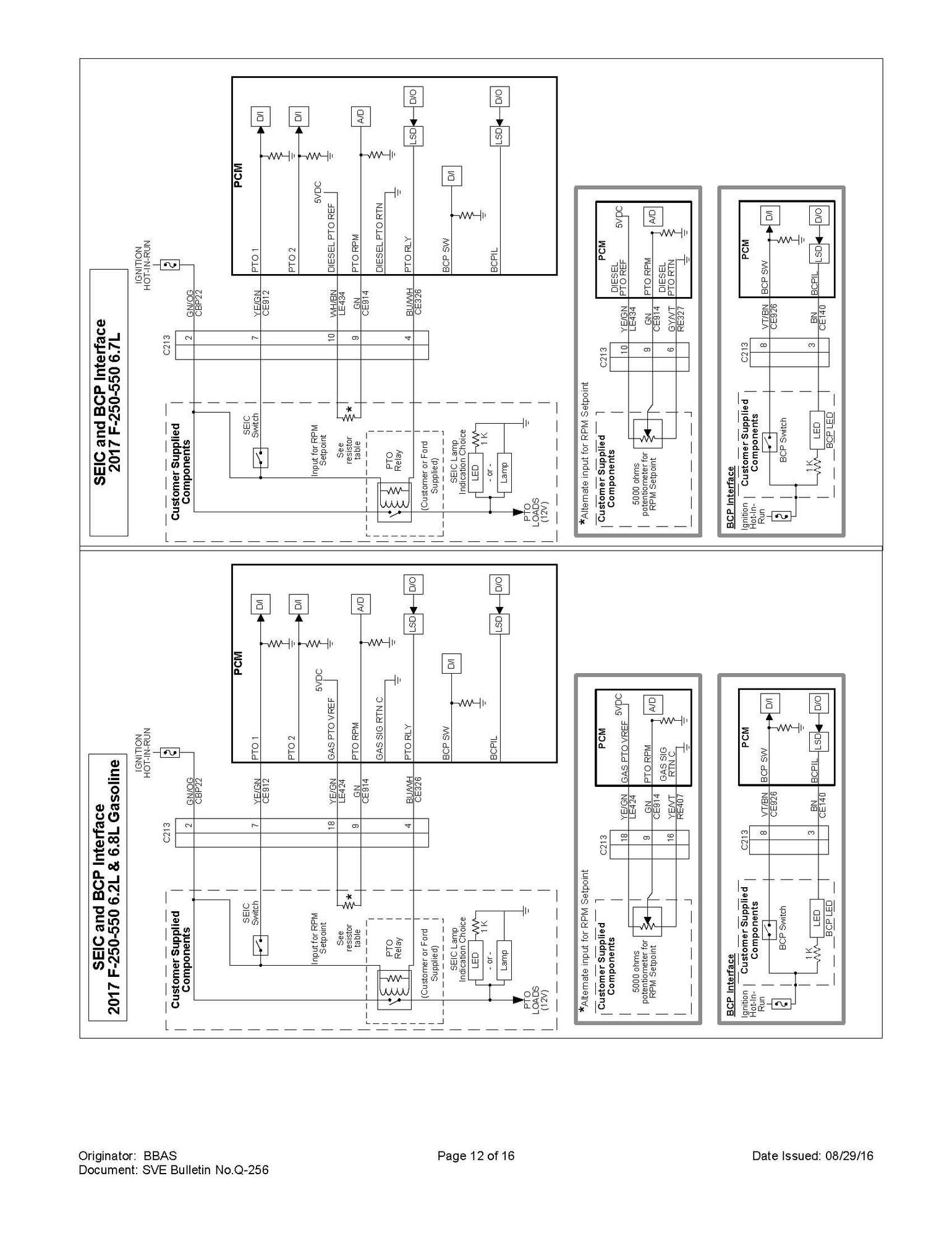 ford fleet wiring diagrams for central heating systems y plan customer access wire bundle truck enthusiasts forums