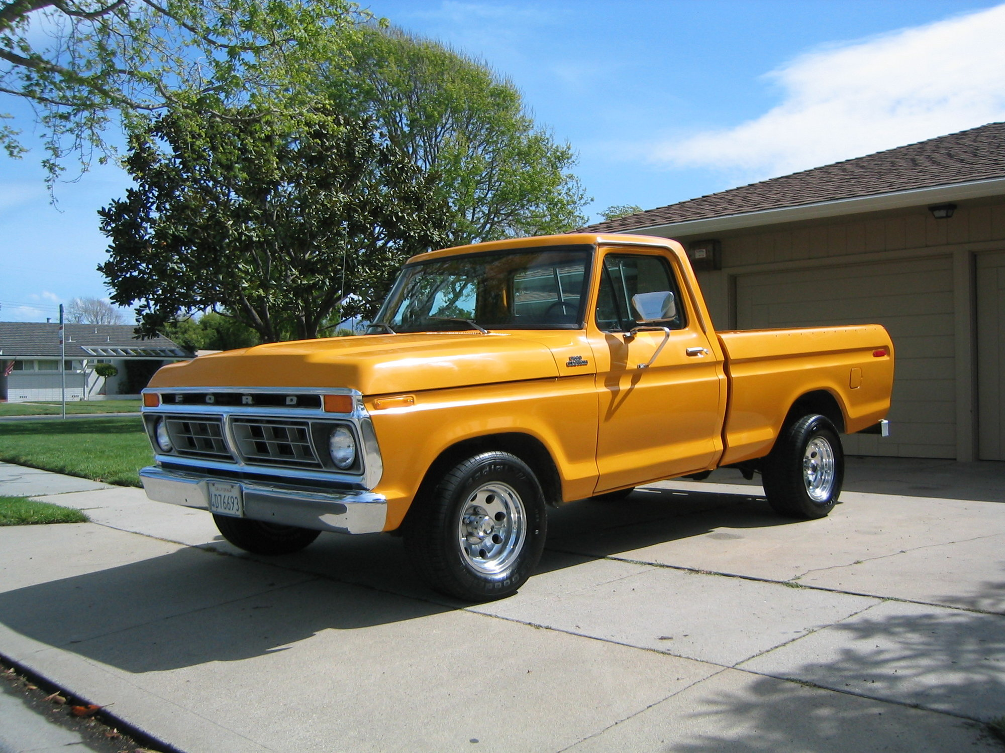 hight resolution of this is a complete rebuild of my grandfather s 1977 short bed f100