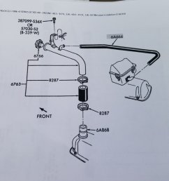 i went to my local ford parts and they pulled up a diagram for me  [ 2000 x 1500 Pixel ]