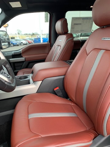2017 Ford F 150 Interior : interior, Marsala, Actually, Dark?, Truck, Enthusiasts, Forums