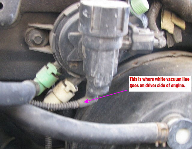 Of This Vacuum Line Diagram Included Ford Truck Enthusiasts Forums