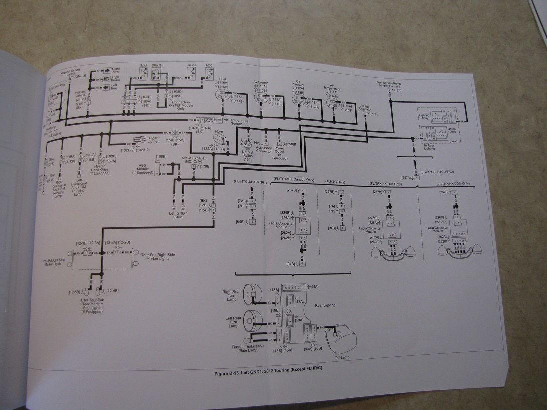 Road Star Wiring Diagram