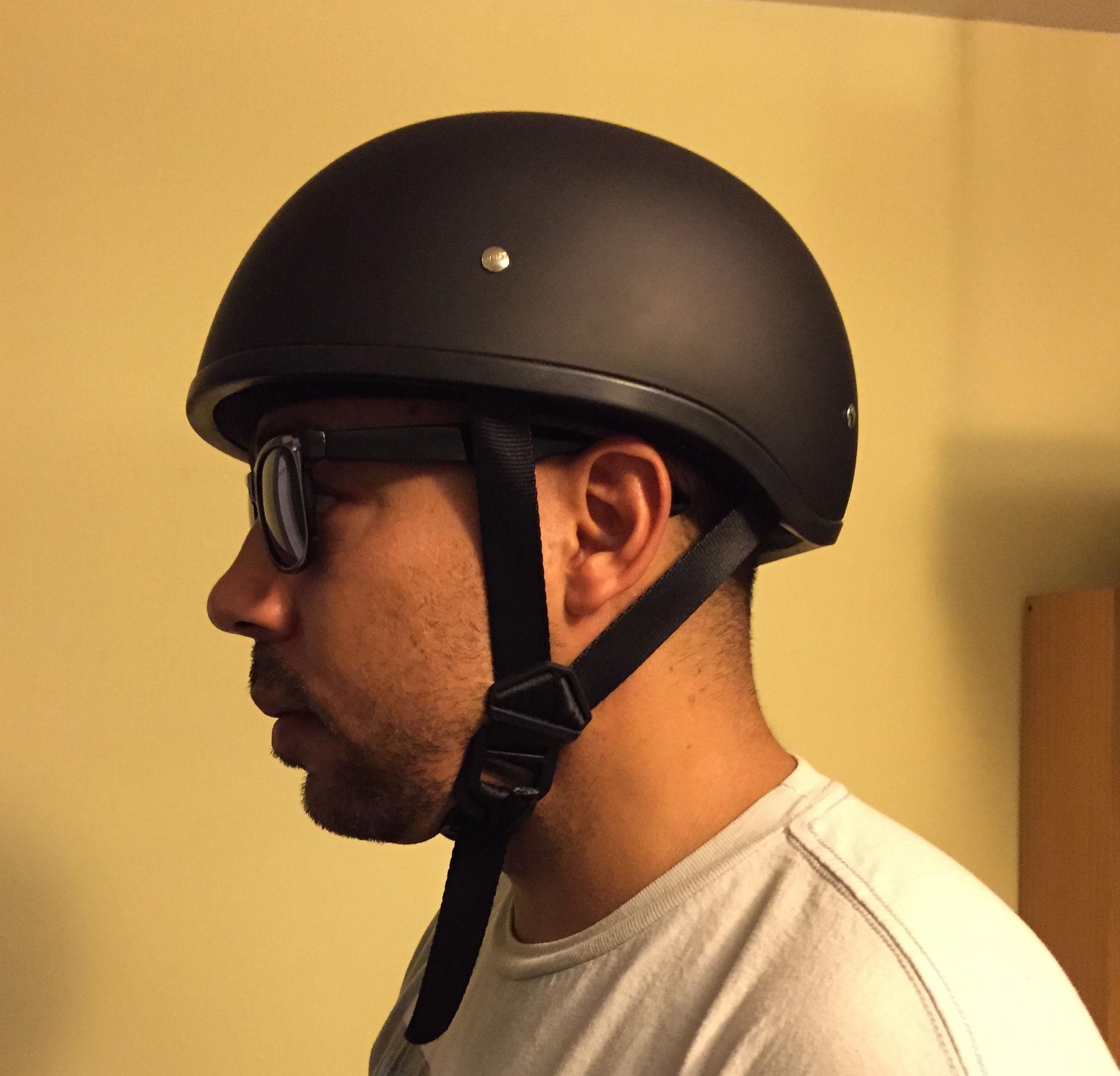 Licks Novdot Half Helmet Harley Davidson Forums