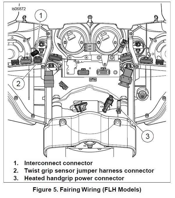 Harley Davidson Heated Grip Wiring Diagram Harley-Davidson