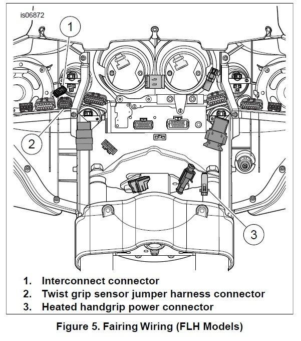 davidson heated grips wiring diagram on harley heated grips wiring on