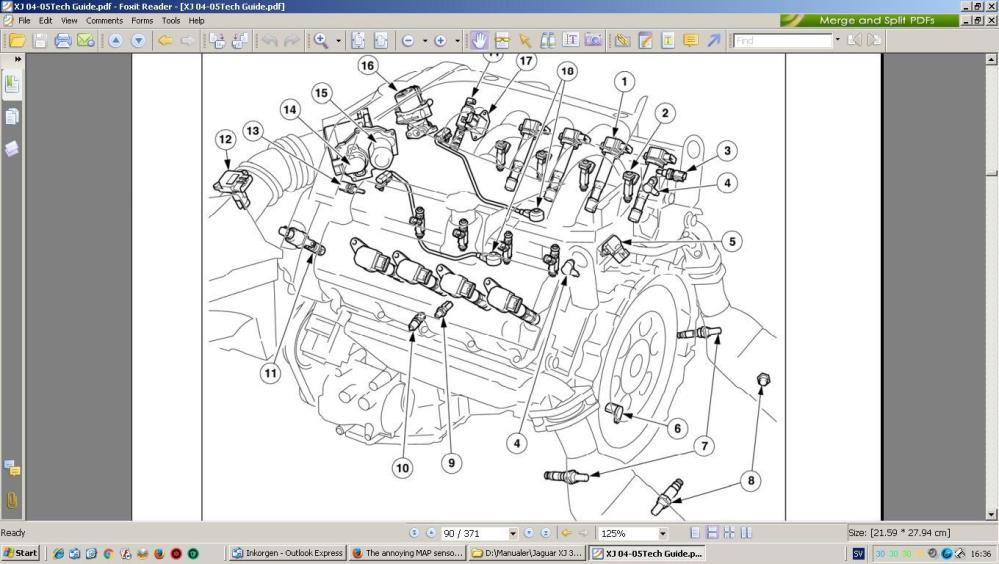 medium resolution of 2004 jaguar xjr supercharged engine diagram 2004 jaguar 1998 jaguar xj8 engine diagram