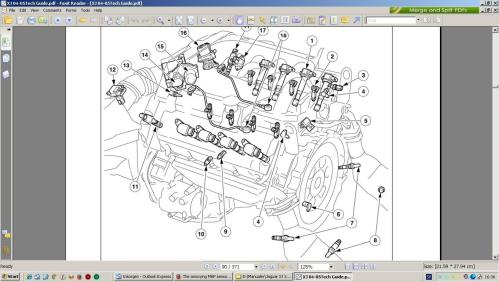 small resolution of 2004 jaguar xjr supercharged engine diagram 2004 jaguar 1998 jaguar xj8 engine diagram