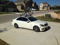 FS: OEM Roof Rack w/2 Bike Carriers