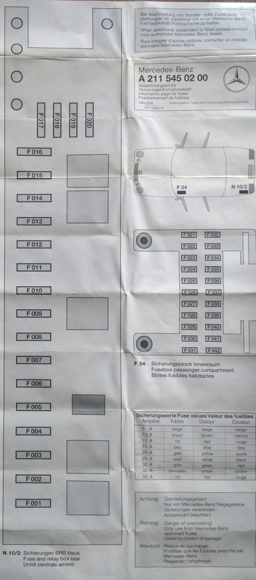 small resolution of fuse chart from inside by the driver door it doesn t give any info on relays