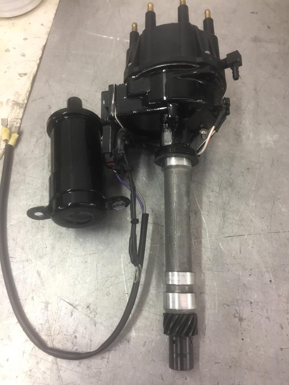 hight resolution of new mercury thunderbolt ignition