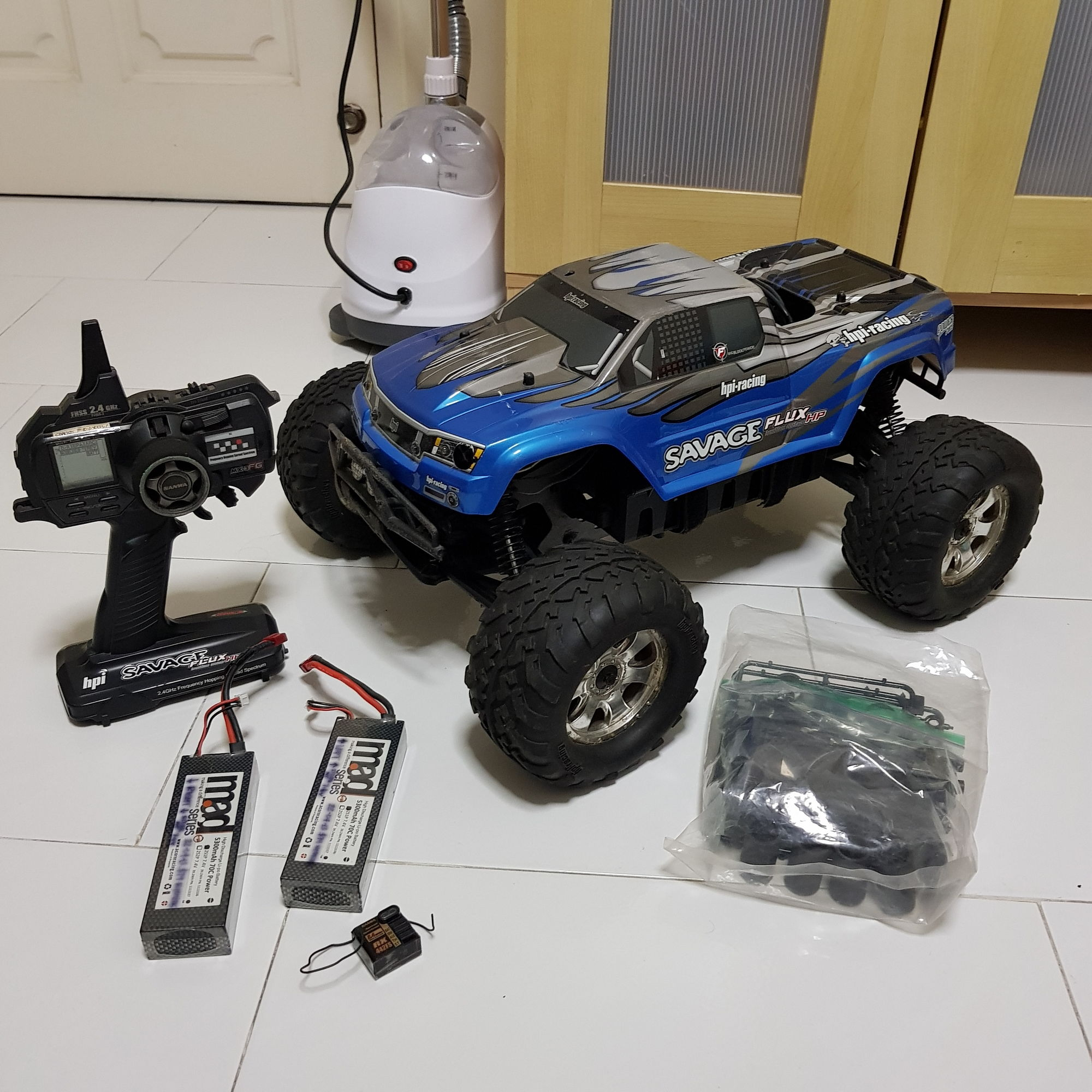 hight resolution of spare receiver for your other rc cars
