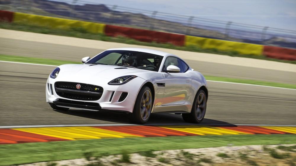 medium resolution of 2015 jaguar f type r coupe