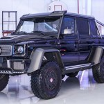 This Mercedes Benz Brabus G63 6x6 Could Be Yours In The U S For 1 35m