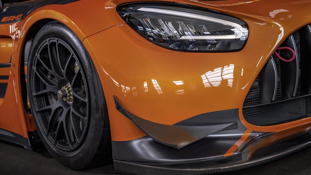 نتيجة بحث الصور عن 2020 Mercedes-AMG GT3 Race Car