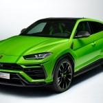 Lamborghini Launches Design Pack For Urus Super Suv