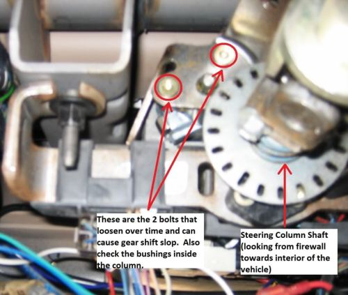 small resolution of figure 1 these bolts can loosen over time and should be tightened first