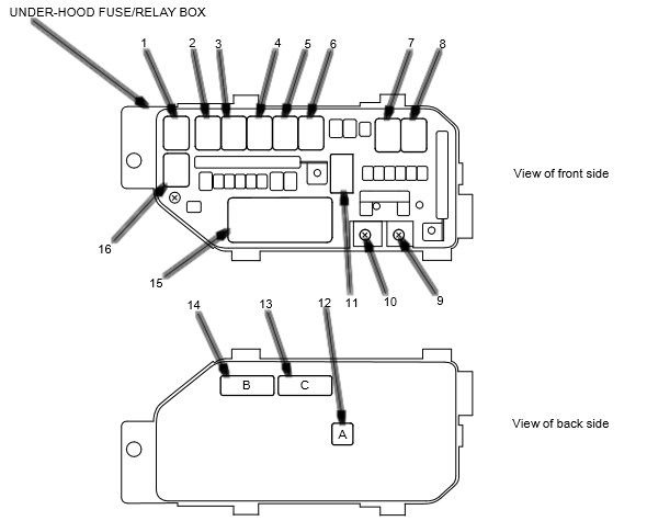 2005 Acura Mdx Wiring. Acura. Wiring Diagram Gallery