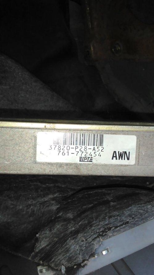small resolution of re 92 civic cx d16y8 swap p28 ecu blown ecu replaced but engine still won t run
