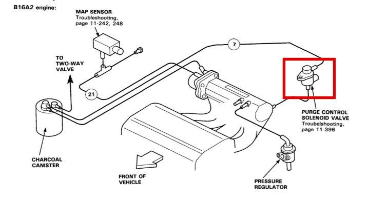 2002 Acura Tl Engine Diagram 1998 Acura TL Engine Diagram
