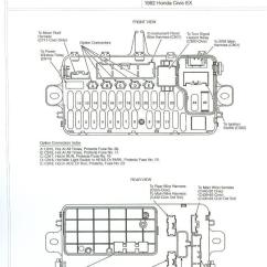 Fuse Diagram For 1993 Honda Civic Vw Golf Mk2 Central Locking Wiring Accord Ex 4dr Under Dash Tech Thanks In Advance