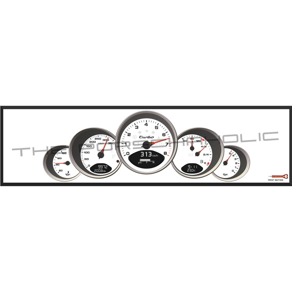 Porsche 911 Engine Ground