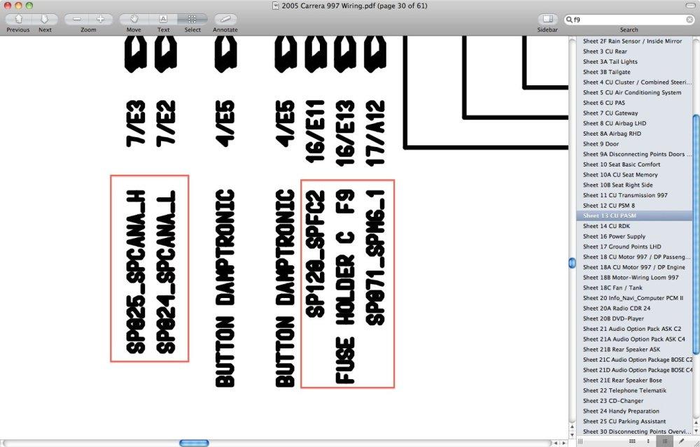 medium resolution of help reading 997 pasm diagram rennlist porsche discussion forums rh rennlist com