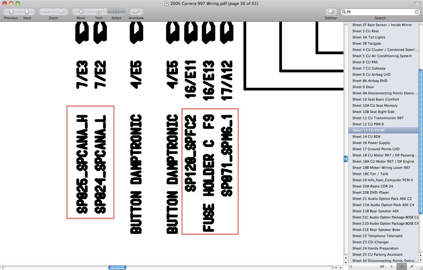 hight resolution of help reading 997 pasm diagram rennlist porsche discussion forums rh rennlist com