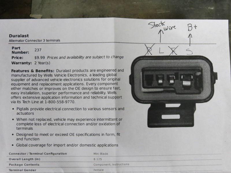 [SCHEMATICS_4HG]  Brise Alternator Wiring Diagram | Denso Diagram Wiring Alternator Tn421000 0750 |  | Wiring Diagram